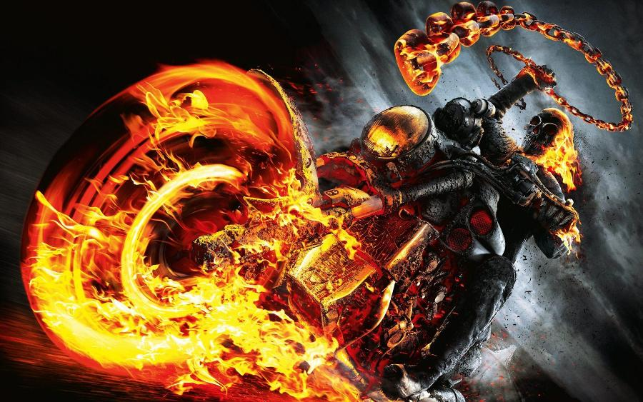 ghost rider hd wallpaper 13