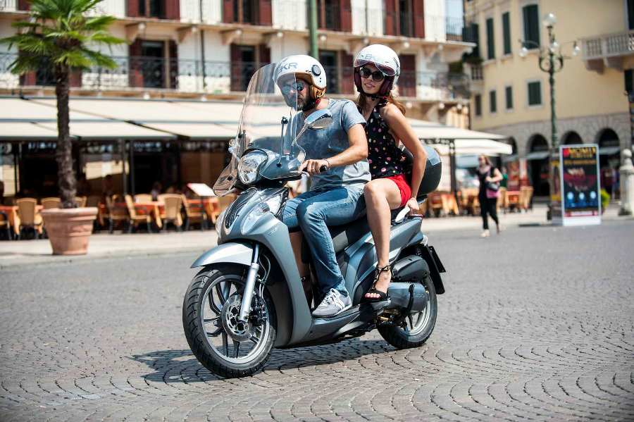 KYMCO People One 125i CBS 6