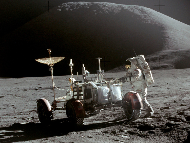 Apollo15LunarRover