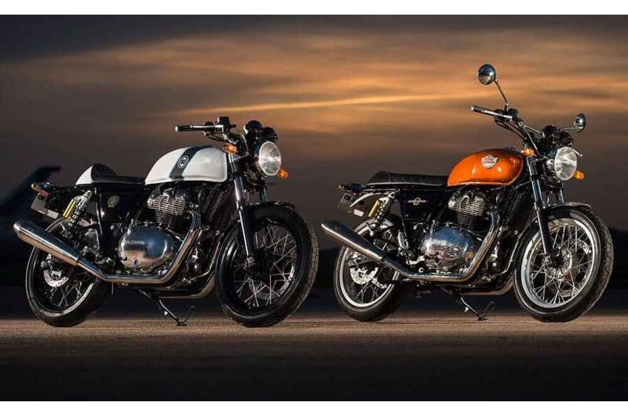 Royal Enfield EICMA 2017 1