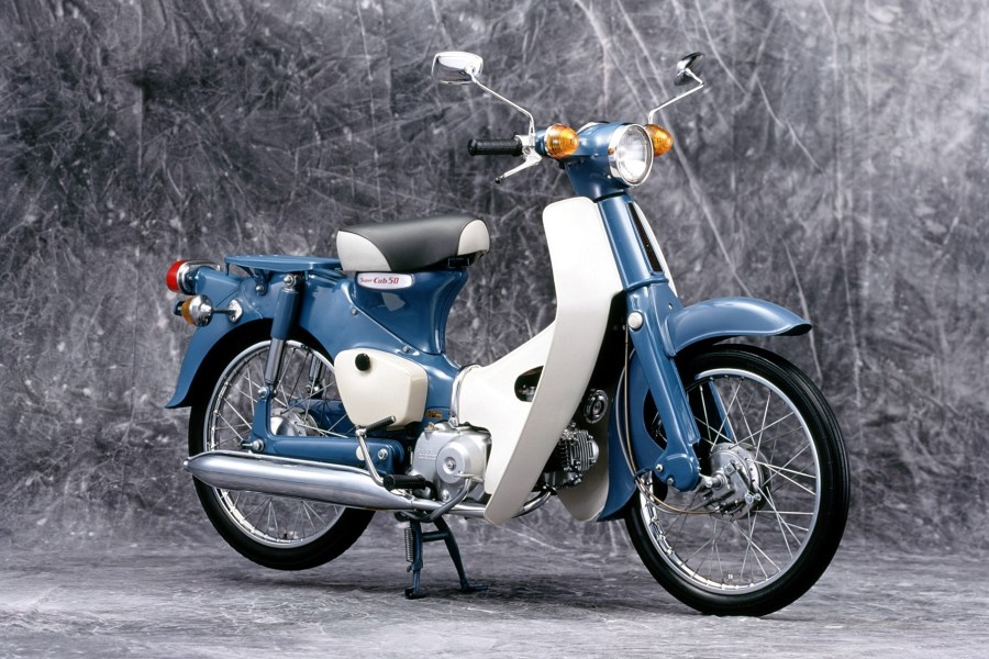 115372 Honda Celebrates 100 Million Unit Global Production Milestone for Super Cub 1