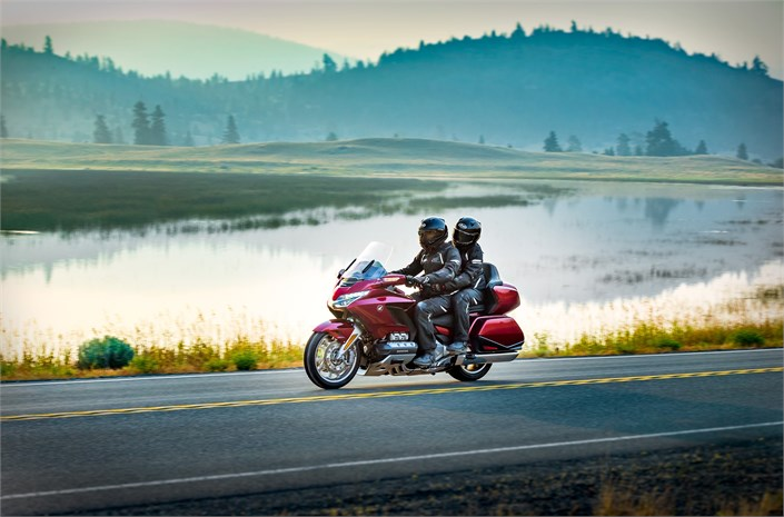 Honda Gold Wing 2018 2