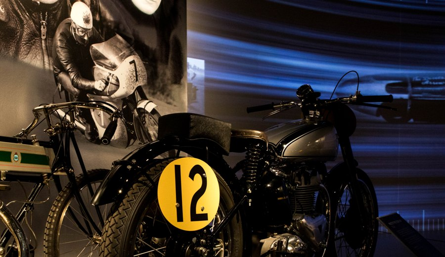Triumph Visitor Experience 8