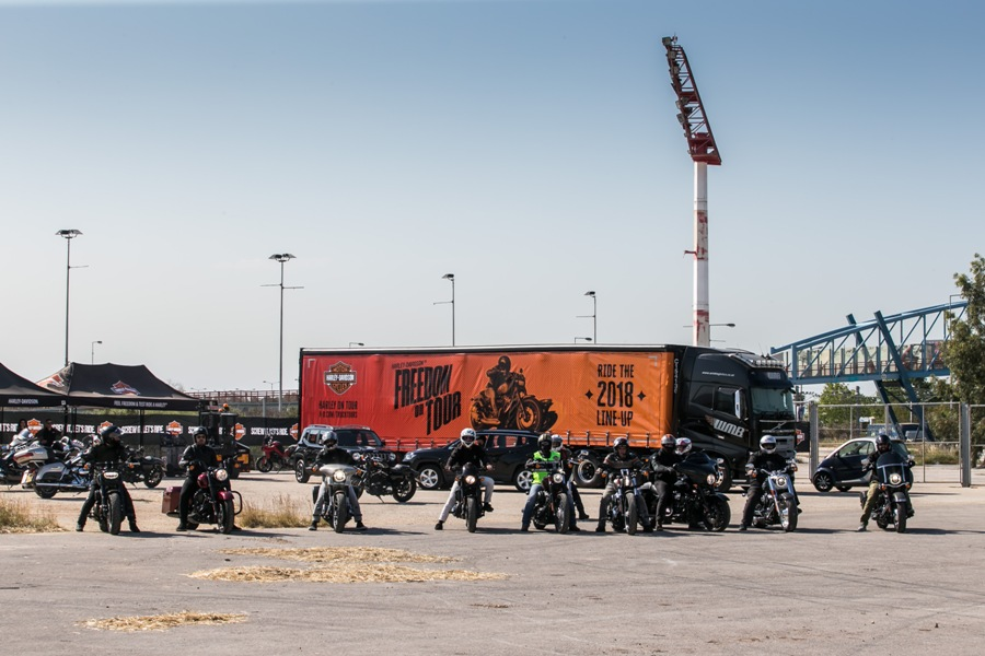 Harley on Tour 2018 3