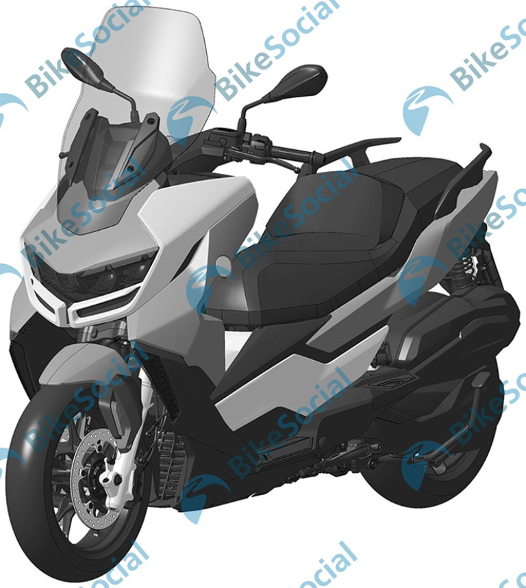 BMW C400 new scooter 3