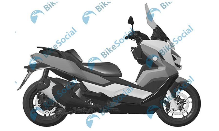 BMW C400 new scooter 4