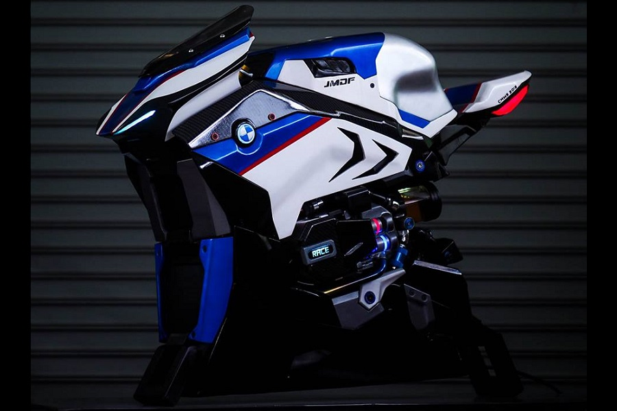 BMW HP4 RACE PC 2