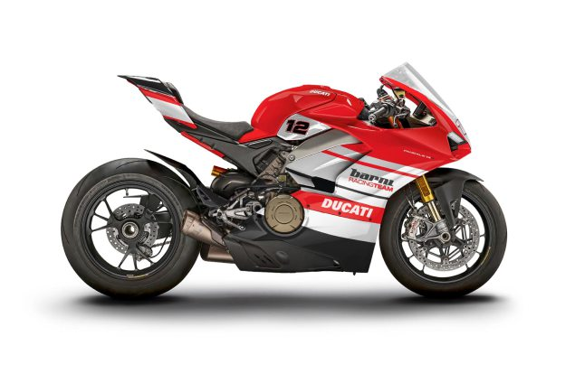 M Ducati Panigale V4 S WDW2018 livery Fores