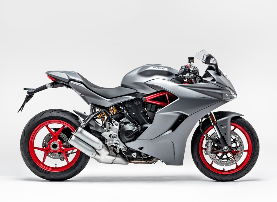 Ducati SuperSport 08 UC66260 High