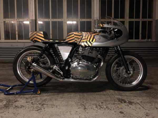 Royal Enfield Debuts Custom Motorcycles At Wheels Waves 2018 6