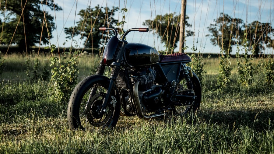 The Interceptor By Old Empire Motorcycles Base Interceptor 650 1