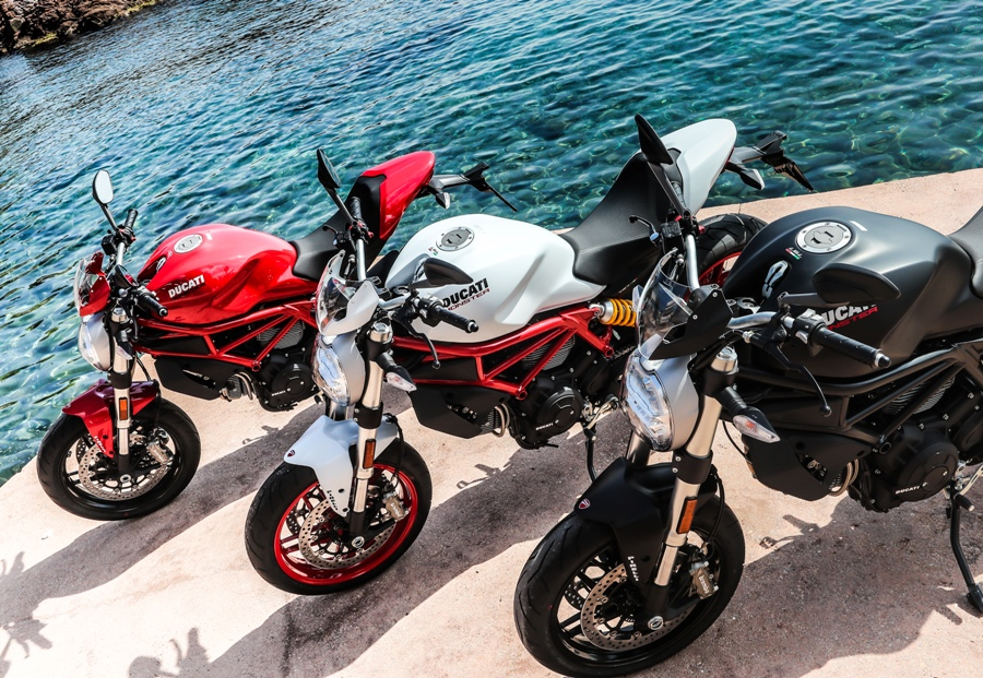 ducati monster anniversary 3