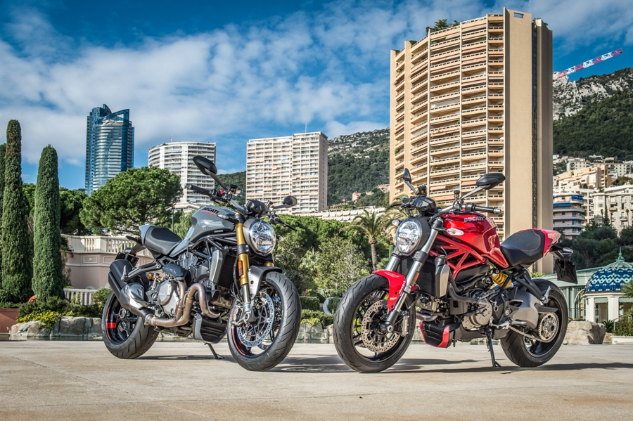 ducati monster anniversary 4