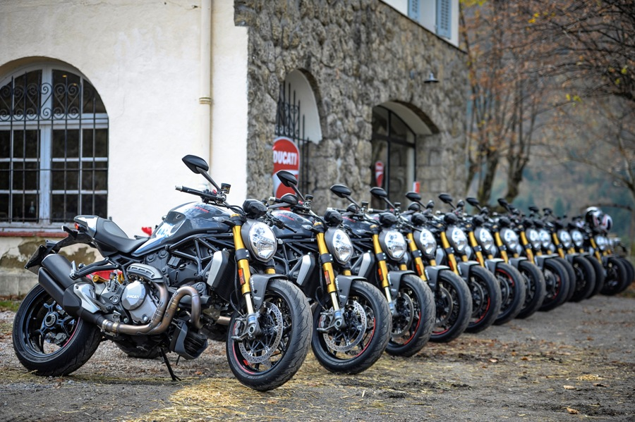 ducati monster anniversary 6