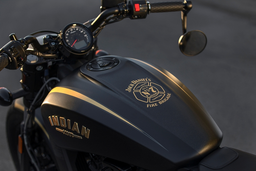 indian scout bobber jack daniels 4