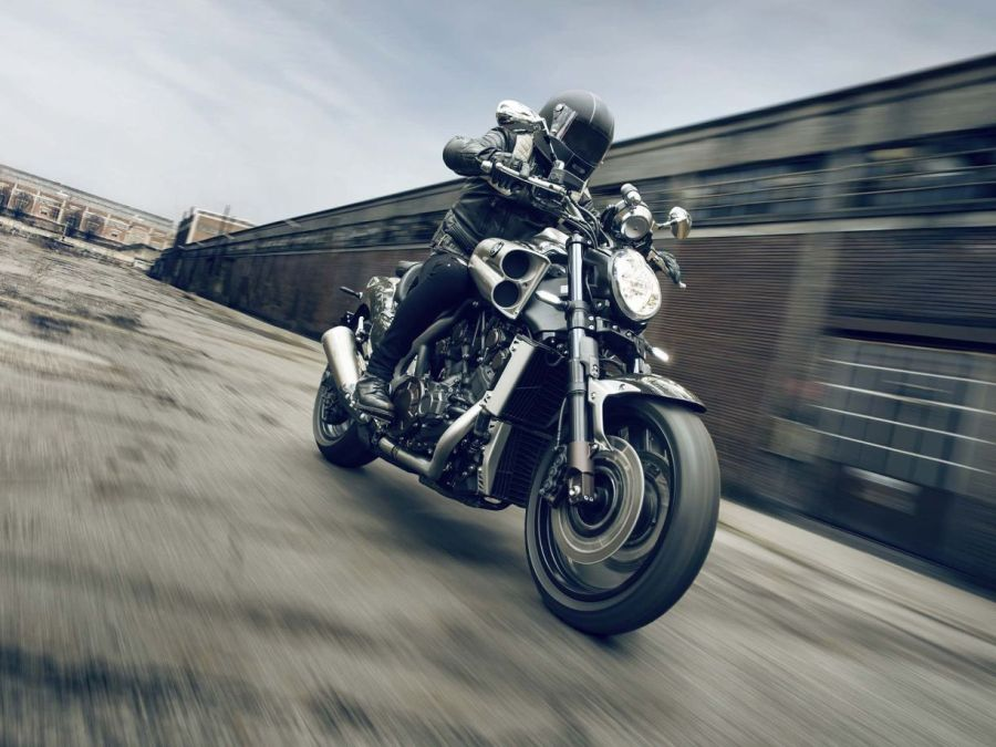 yamaha v max three wheeler 3