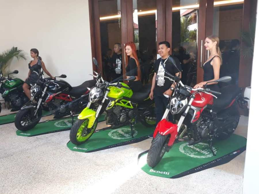 benelli 2019 world launch indonesia 21