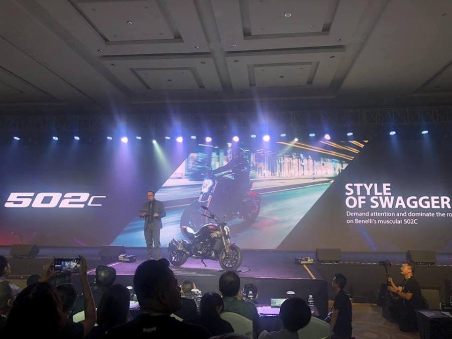 benelli 2019 world launch indonesia 7