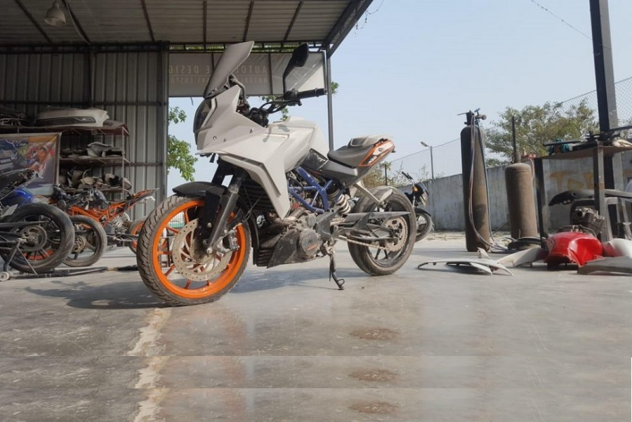 ktm duke xplorer kit autologue 2