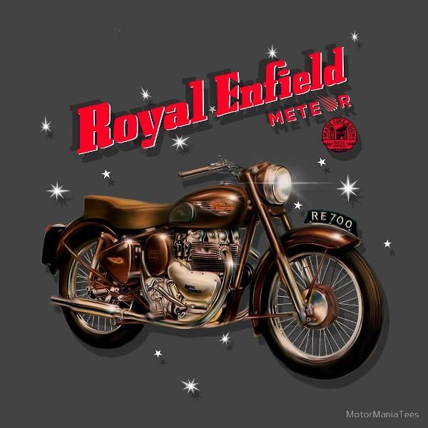 royal enfield meteor 2