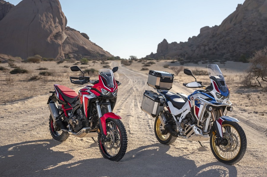 189581 20YM Africa Twin and Africa Twin Adventure Sports