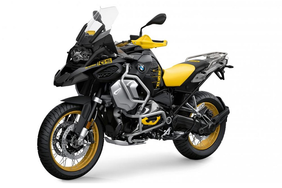 bmw r1250gs 40years MY2021 1