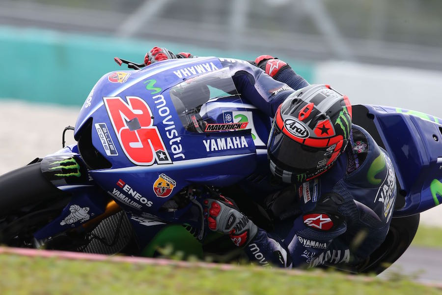 2017 sepang motogp test final yamaha vinales on top 1