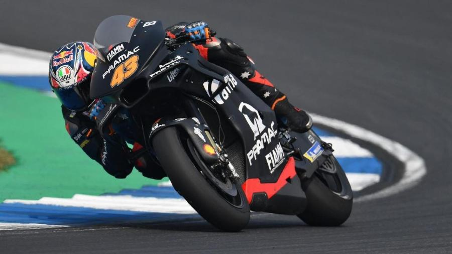 motogp test buriram day2 2