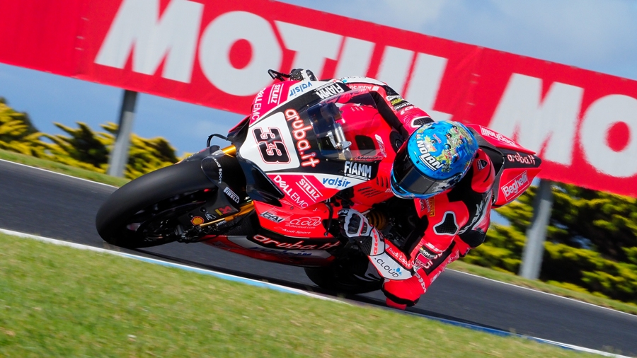 worldsbk test phillip island 2