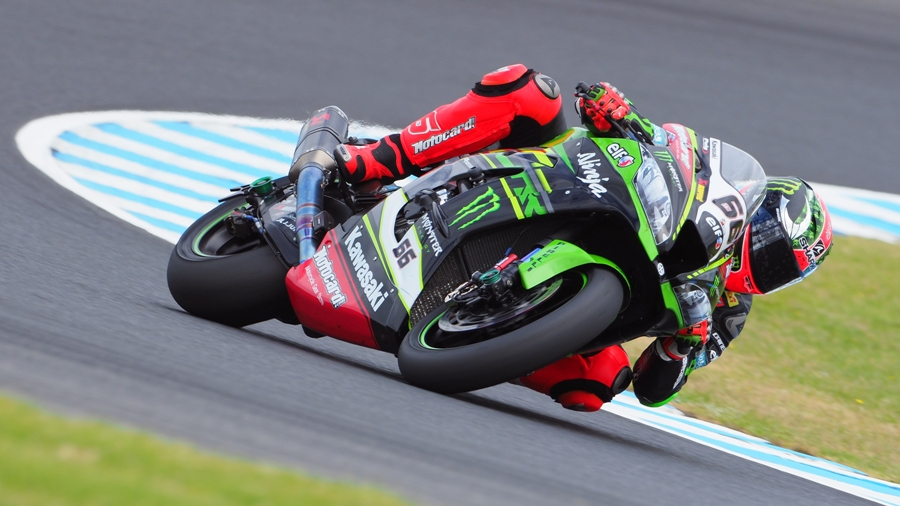 worldsbk test phillip island 7