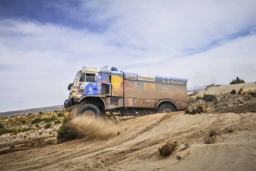 Dakar Review 17