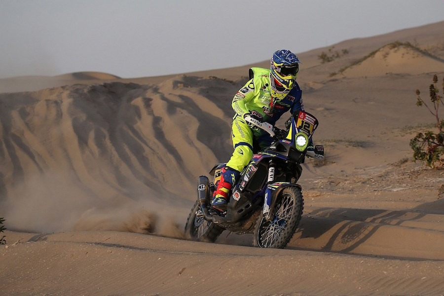 Dakar Review 32