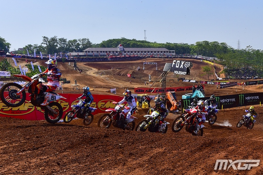 MX2START MOTOCROSS GP 13 ASIA 2018