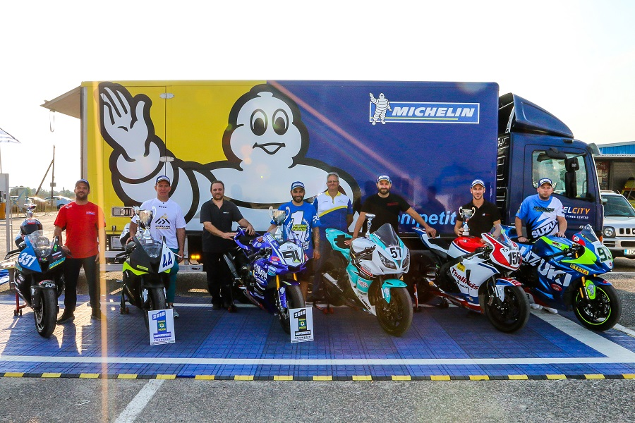 Michelin Riders ppt 2018