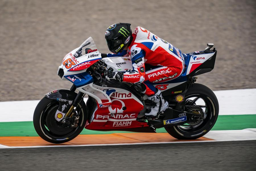 motogp test valencia day one 32