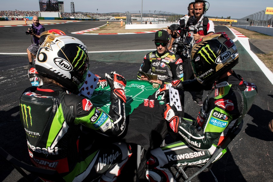 hi R11 Magny Cours WorldSBK 2018 Saturday Rea DSC8307