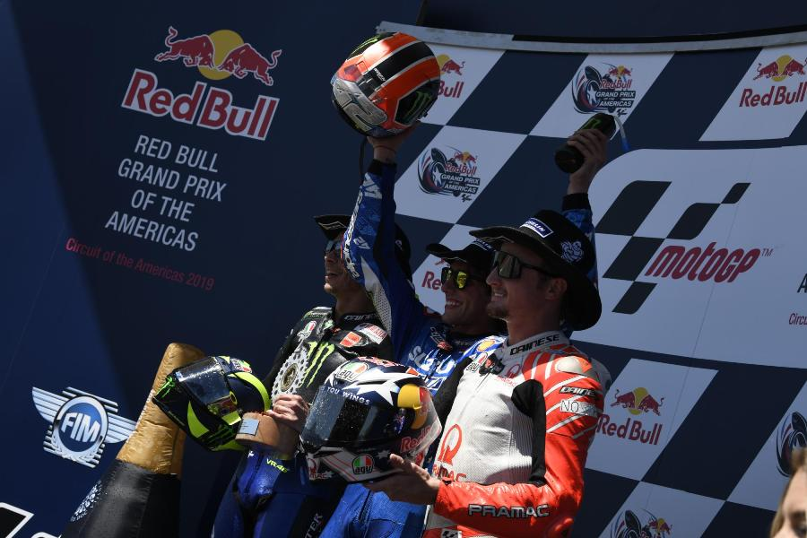motogp of the americas 8