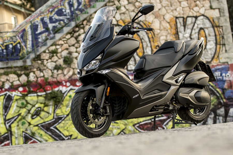Kymco Xciting S 400i ambience 1