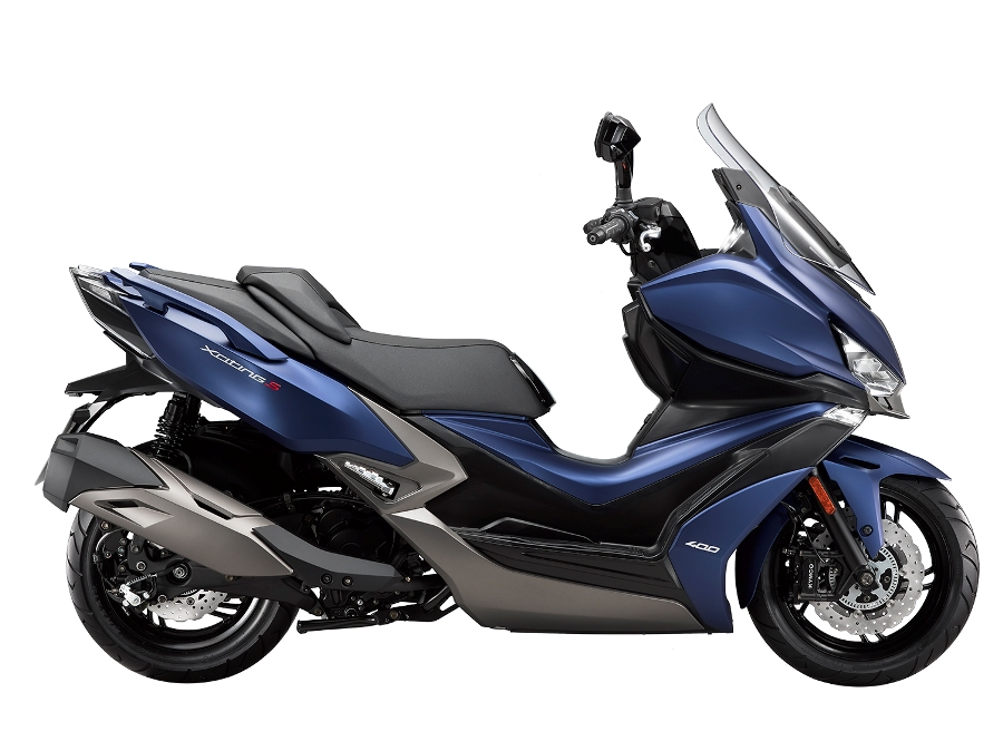 TX Kymco Xciting S 400i