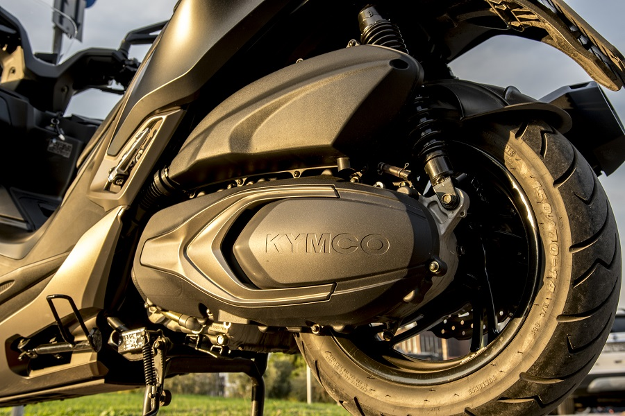 kymco Xciting S 400i details 7