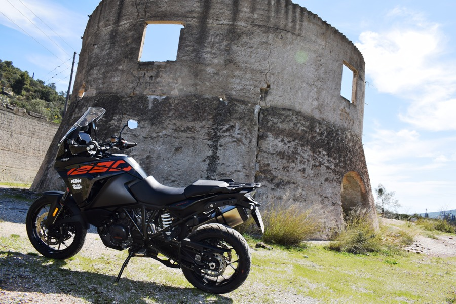 KTM 1290 Super Adventure S static 1