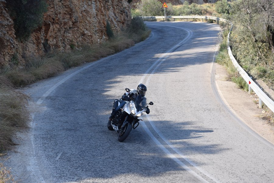 test triumph tiger sport 1050 9