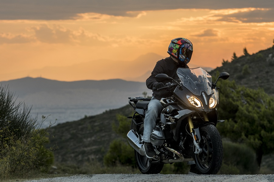 BMW R1200RS ambience 2