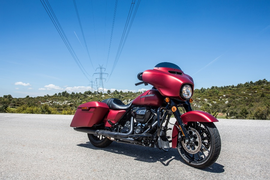harley davidson street glide special ambience 3