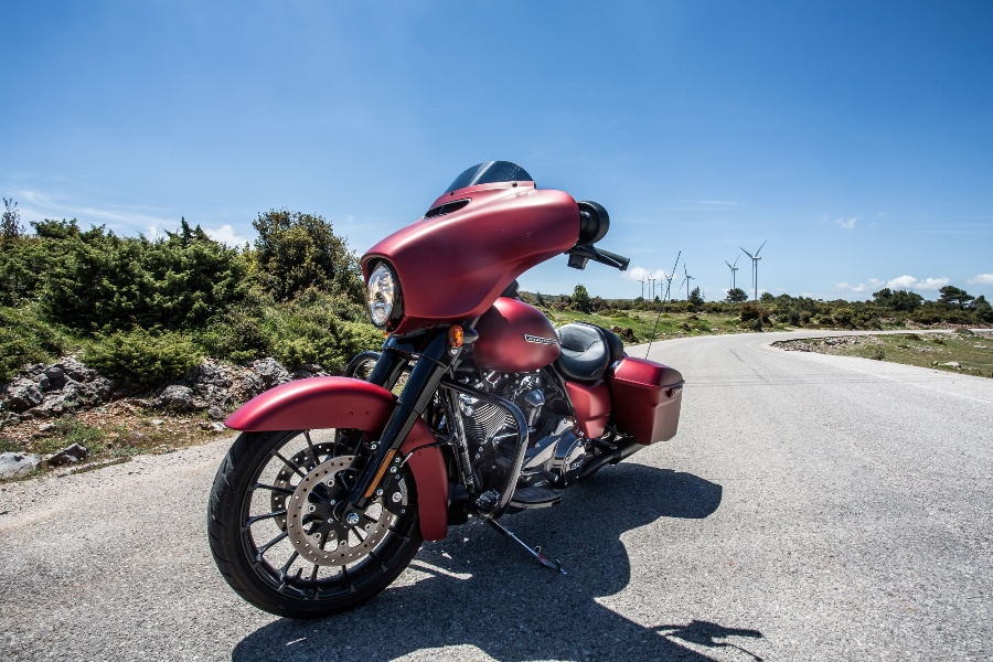harley davidson street glide special ambience 5